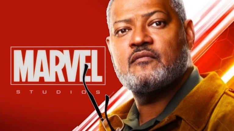 Marvel Studios Laurence Fishburne Bill Foster comicbookcom