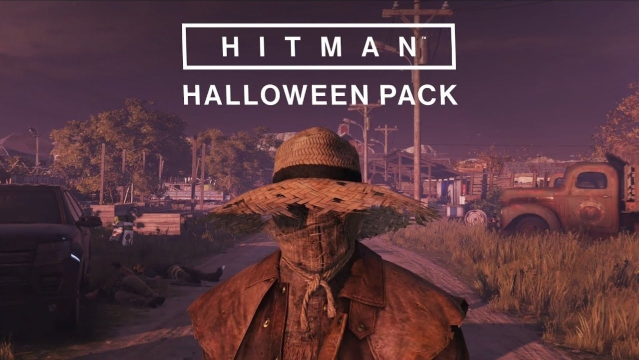 Hitman' Halloween Pack Free for All