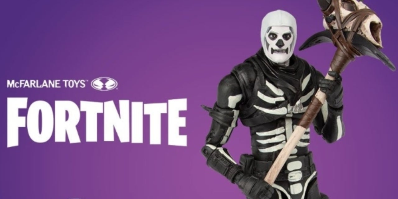 Fortnite Mcfarlane Figures Now Available For Pre Order