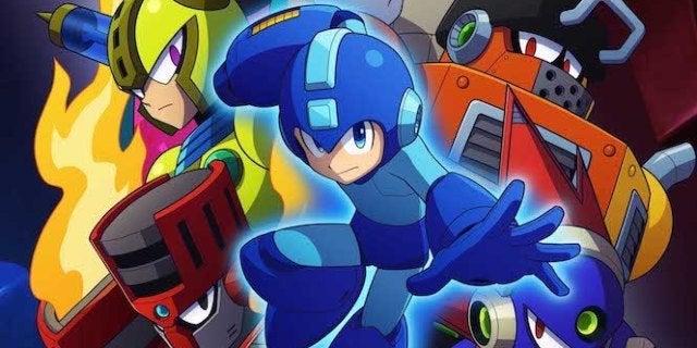 Mega Man Main