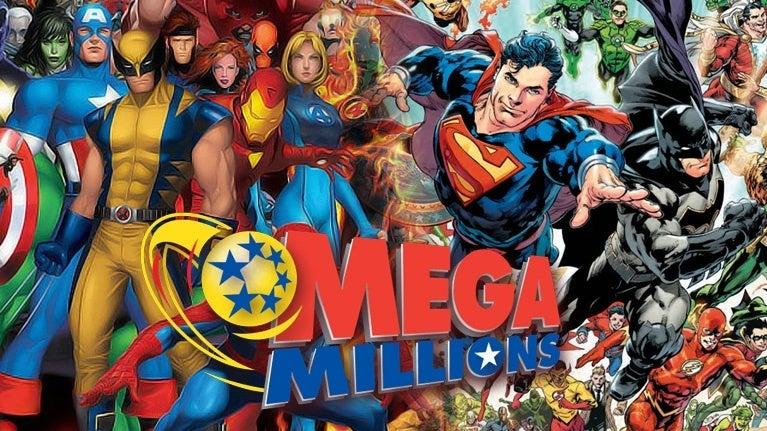 Mega-Millions-DC-Marvel-Superheroes