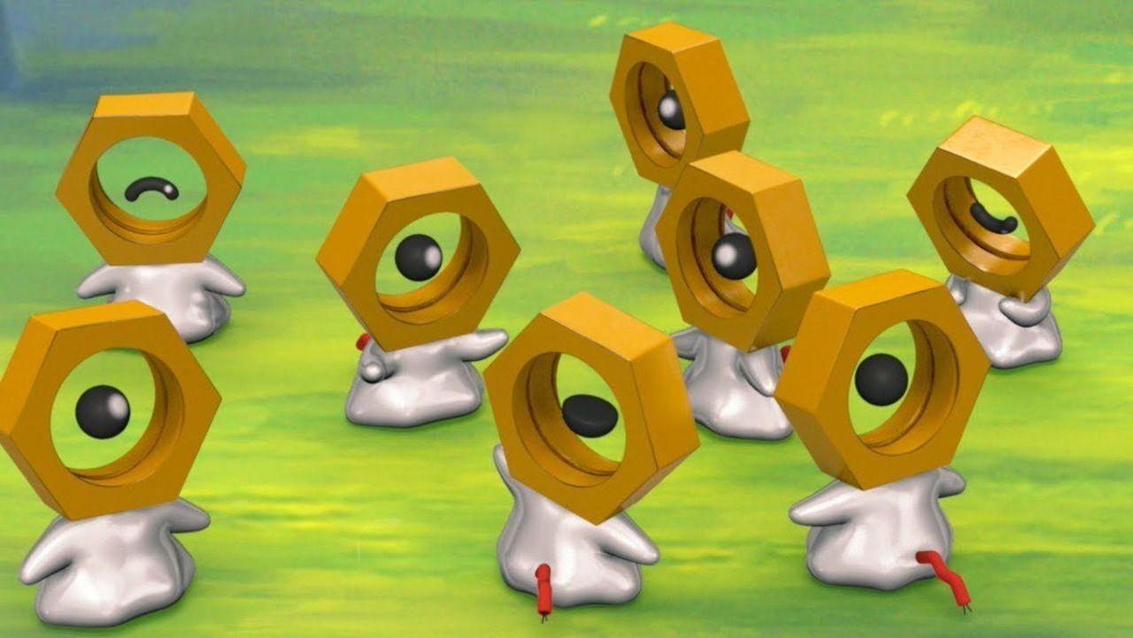 80abb65b45ad8 Pokemon Reveals First Meltan Plush