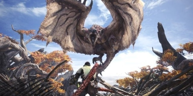 monster hunter world review main