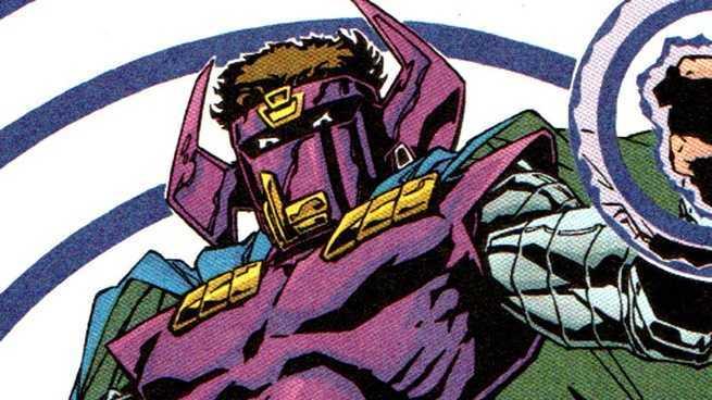 Morrison Green Lantern Villains - Dr Polaris