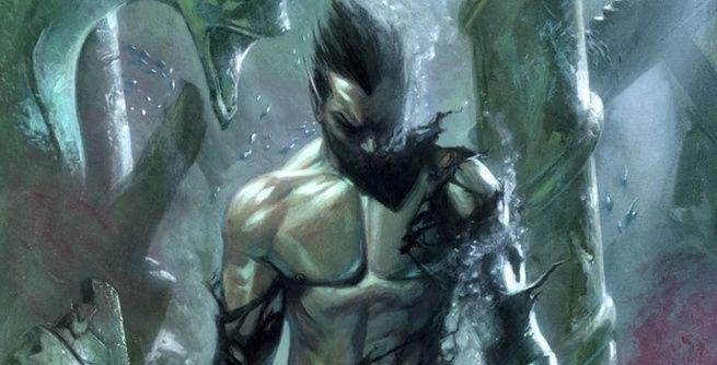 Namor Best Marvel Hero - Cover