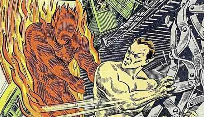 Namor Best Marvel Hero - Timely Comics
