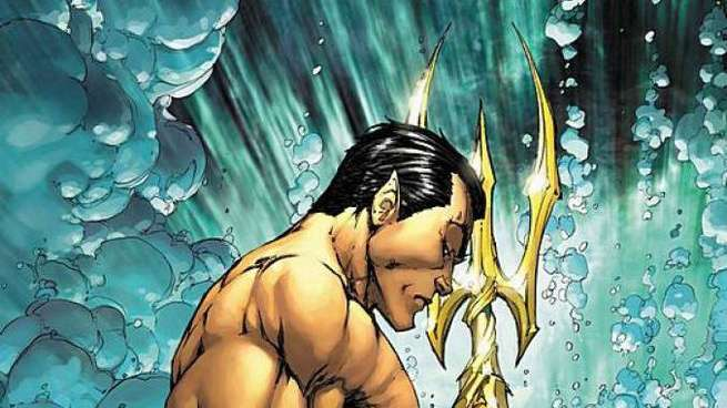 Namor MCU Movie - Cover