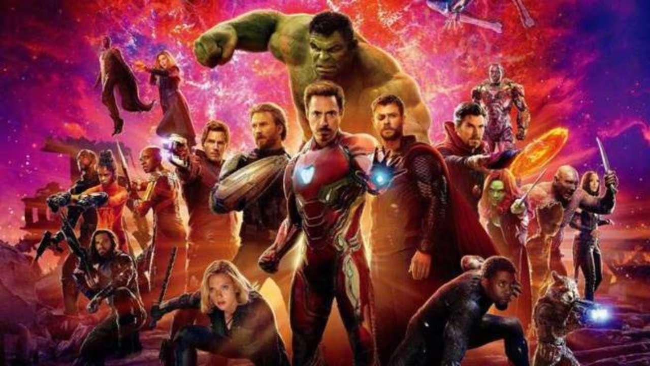 How to Watch All the Marvel Cinematic Universe Movies in Order Ahead