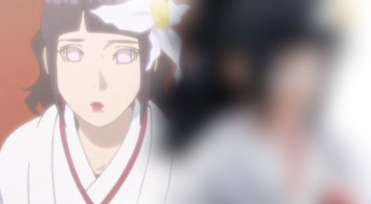Naruto Hinata Wedding.Naruto Shares New Look At Hinata S Wedding Dress