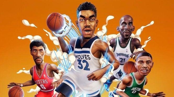 Nba 2k Playgrounds 2 Review: 'NBA 2K Playgrounds 2' Review: Cashing In A Bucket