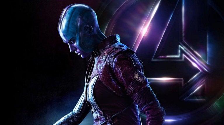 Nebula Infinity War comicbookcom