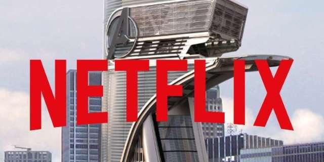 Netflix Avengers Tower