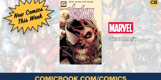 NEW Marvel, DC and Image Comics Out This Week: October 10, 2018 screen capture