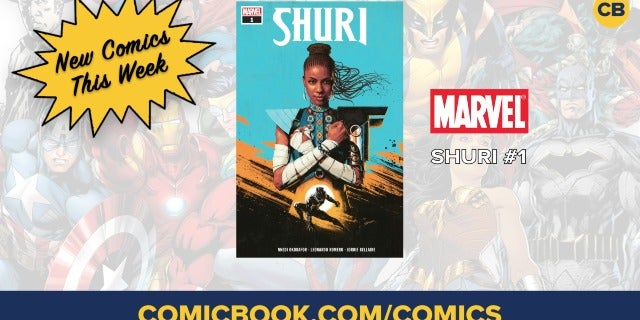 NEW Marvel, DC and Image Comics Out This Week: October 17, 2018 screen capture