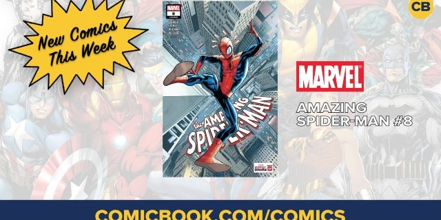 NEW Marvel, DC and Image Comics Out This Week: October 24, 2018 screen capture