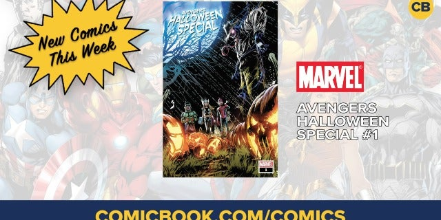 NEW Marvel, DC and Image Comics Out This Week: October 31, 2018 screen capture