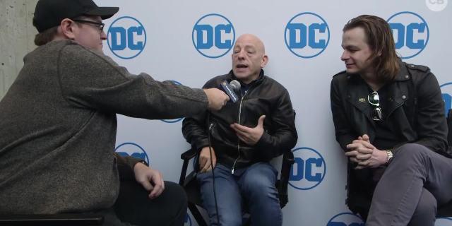 Nick Derington and Brian Michael Bendis Talk Batman screen capture