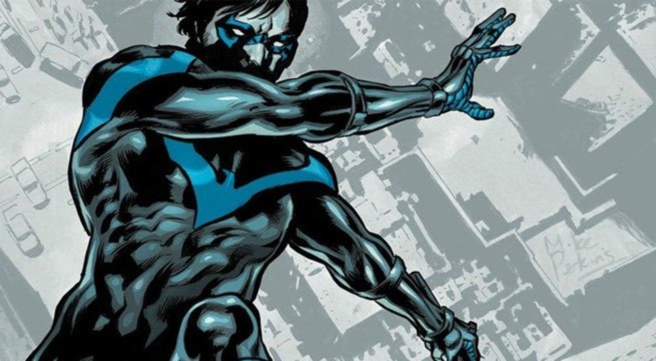 New Batman Team Will Bring Back Nightwing