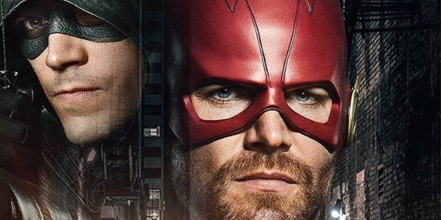 oliver queen flash costume elseworlds
