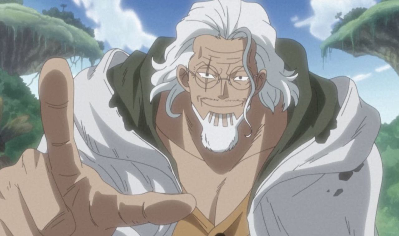 one piece highlights special rayleigh cameo