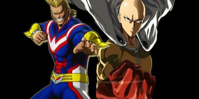 One Punch Man Powers My Hero Academia All Might Theory