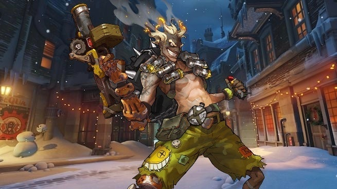 Overwatch Christmas 2019 Skins.Overwatch New Winter Wonderland Junkrat Skin Seemingly Leaked