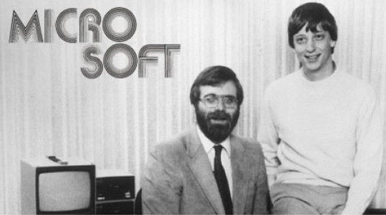 Bill Gates anda Paul Allen founded Microsoft