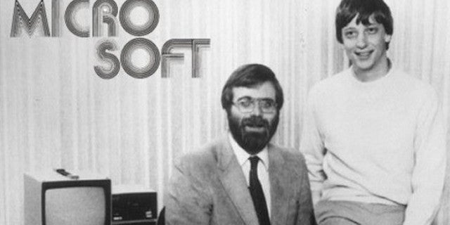 Paul Allen Dead Obituary Microsoft