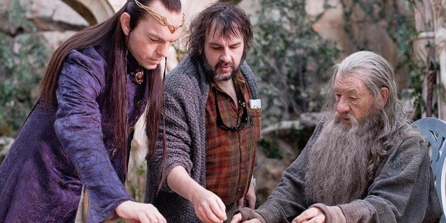 Why Peter Jackson is Excited For New 'Lord Of The Rings' Series