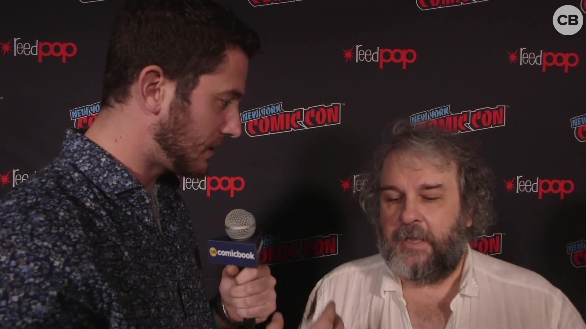 Peter Jackson Talks Mortal Engines screen capture