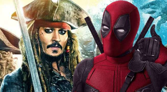 pirates of the caribbean deadpool