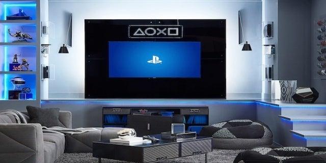 playstation lounge