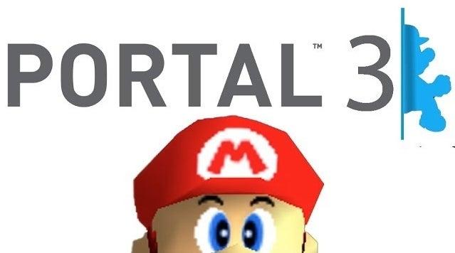 portal mario mod