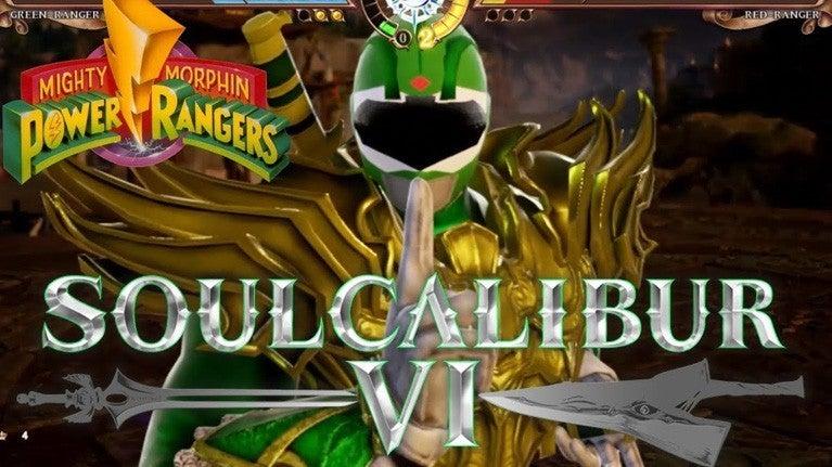 Power-Rangers-Green-Ranger-Red-Ranger-Soulcalibur-IV