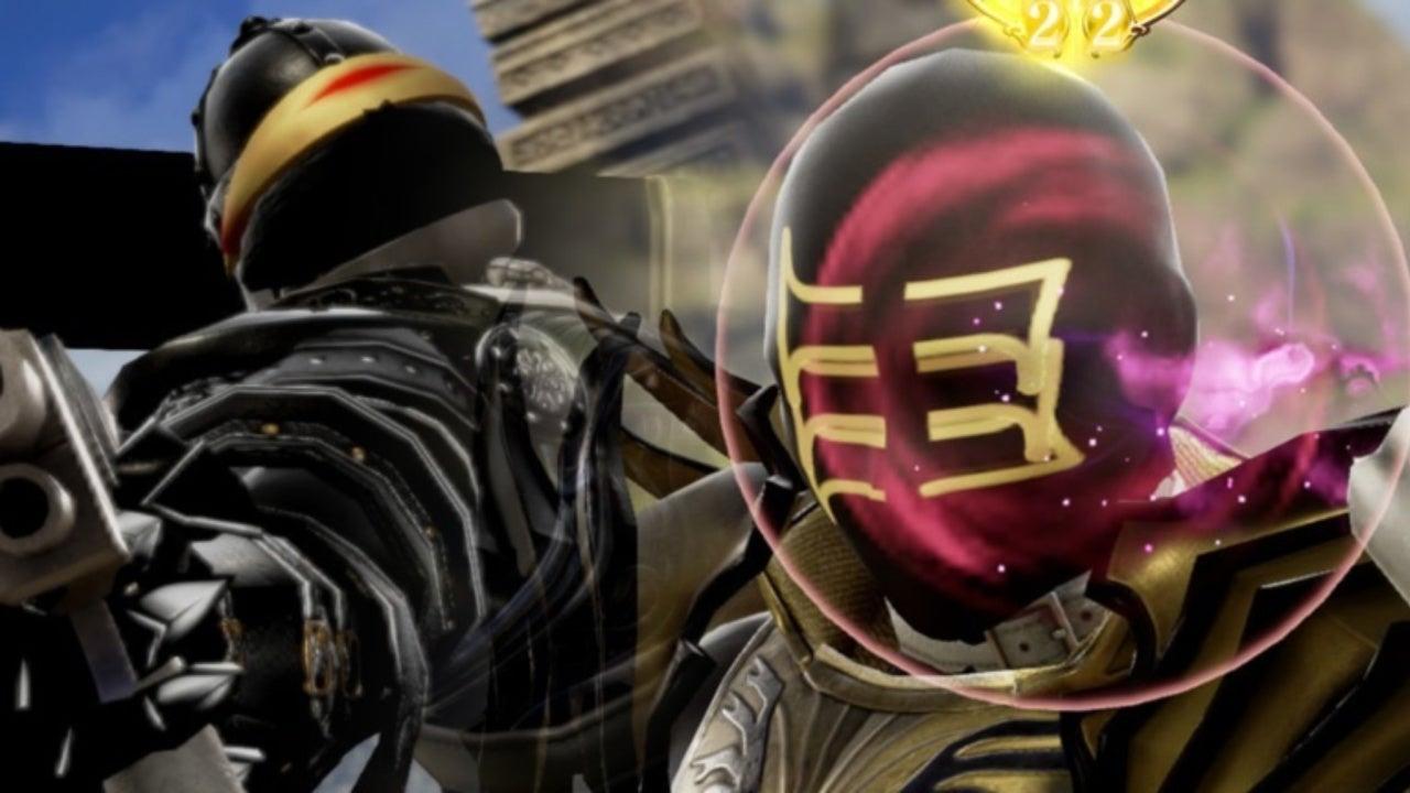 Power Rangers Fan Creates Phantom Ranger And Zeo Gold In Soulcalibur VI