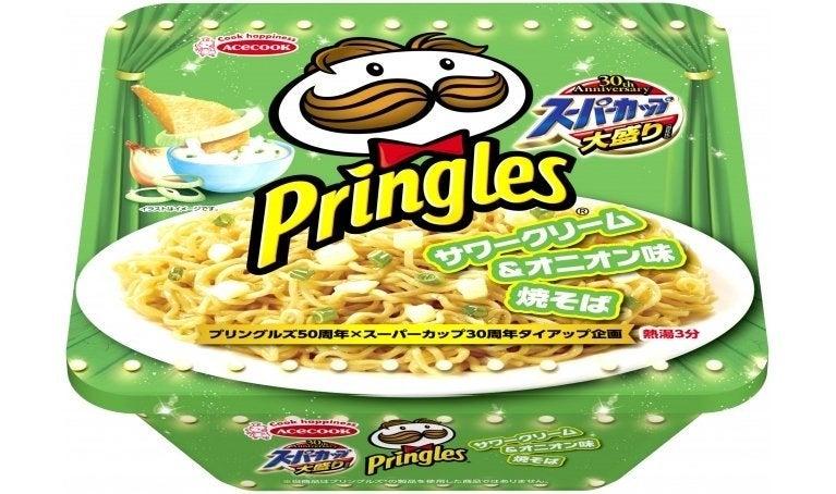 pringles noodles