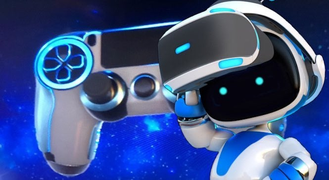 Did A Playstation Vr Game Reveal The Ps5 Controller