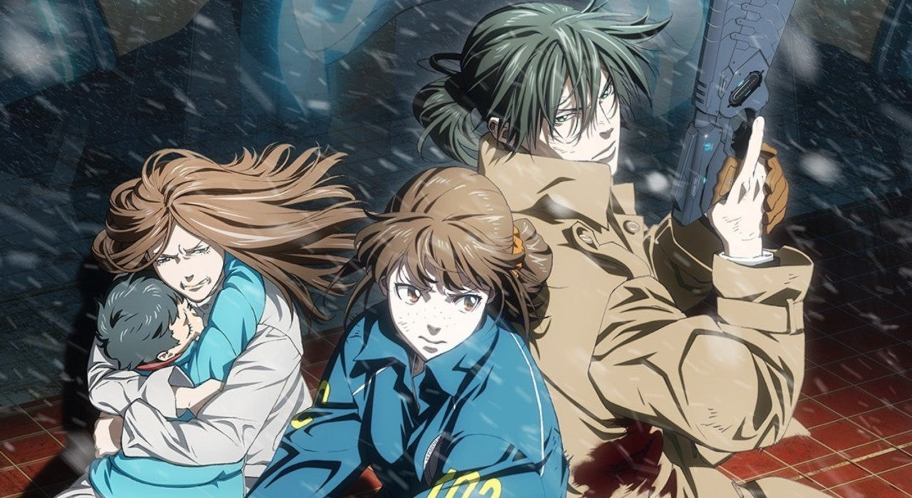New Psycho Pass Film Trilogy Reveals First Trailer