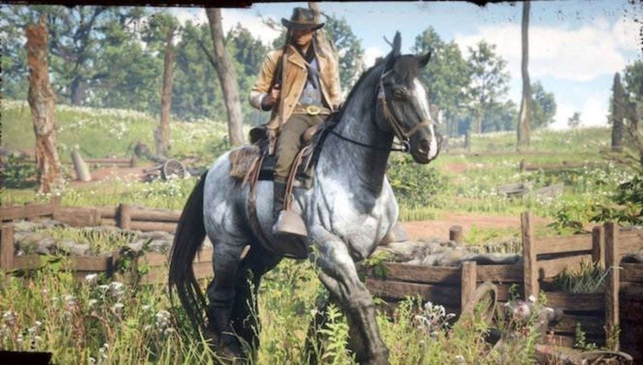 'Red Dead Redemption 2' Animals Are Out of Control