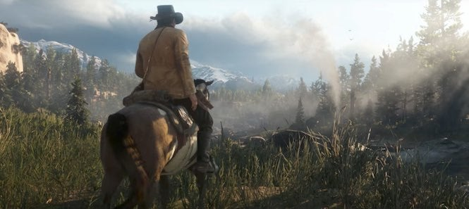 Red Dead Redemption 2' Getting a Free Companion App This Friday