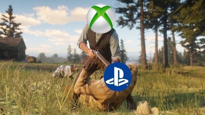 Xbox Boss Proud That 'Red Dead Redemption 2' Runs Best On Xbox One X