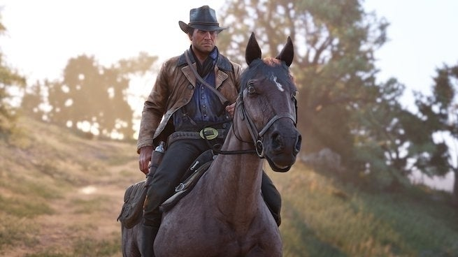 'Red Dead Redemption 2' Exploit Gets You Every Horse In The Game