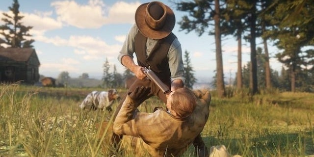 Red Dead Redemption 2 Video Shows What Happens When You Interrupt a Duel