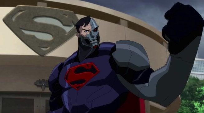 Reing of the Supermen Movie Trailer