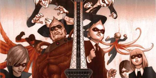 Return of Umbrella Academy - History
