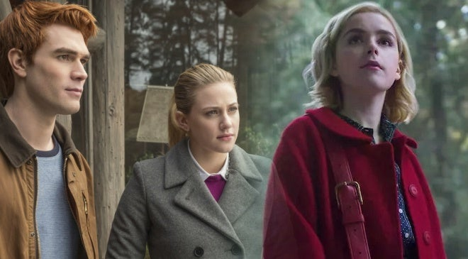 riverdale chilling adventures of sabrina crossover