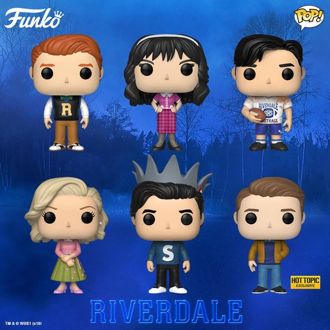 Funko Turned Riverdale S Classic Archie Dream Sequence