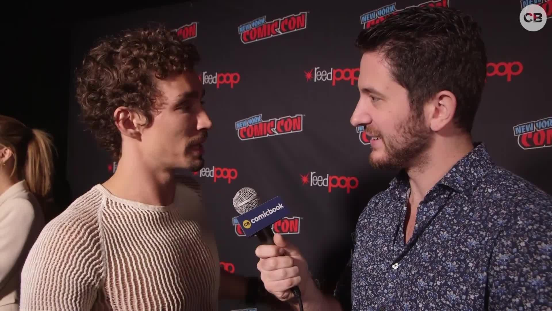 Robert Sheehan Talks Mortal Engines screen capture