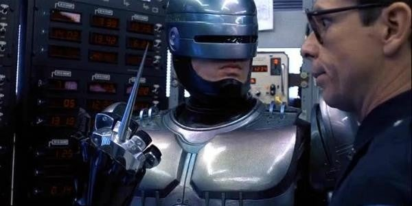 Robocop X-Rated Version Amazon Prime