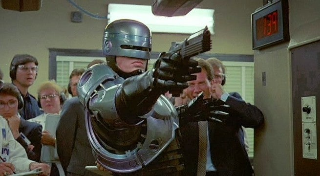 Robocop X-Rated Version Streaming Amazon Prime